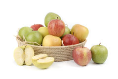 świeże jabłka obraz stock