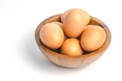 świeże jajko Zdjęcia Royalty Free