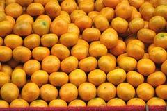 Świeże Naturalne pomarańcze Fotografia Royalty Free