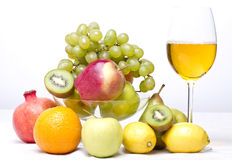 świeże owoc Obrazy Royalty Free