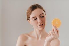 Świeże owoc robią twój skórze perfect Fotografia Stock