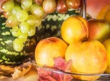 świeże owoce Obrazy Royalty Free