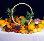 świeże owoce obraz stock