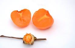 świeże persimmon Zdjęcia Stock
