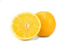 świeże pomarańcze Fotografia Stock
