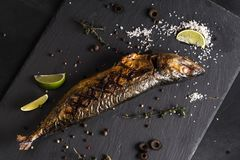 świeże ryby obrazy royalty free
