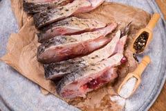 świeże ryby stark Zdjęcie Stock