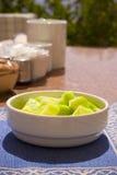 świeże sałatka owocowa Zdjęcie Royalty Free