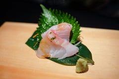 świeże sashimi Zdjęcie Royalty Free