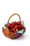 świeże strawberrys zdjęcia stock