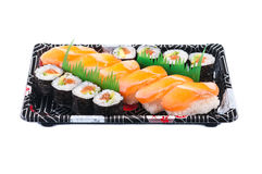 świeże sushi Fotografia Royalty Free