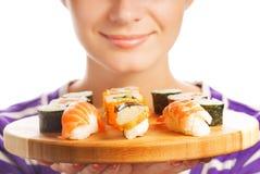 świeże sushi Obraz Royalty Free