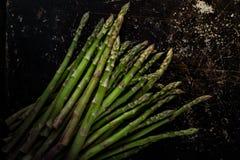 świeże szparagowe dzidy Zdjęcie Royalty Free