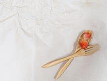 świeże truskawki Zdjęcia Stock
