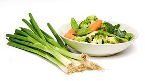 świeże warzywa Obraz Royalty Free