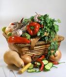 świeże warzywa Zdjęcie Royalty Free