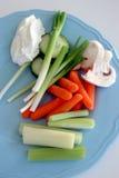 świeże warzywa kumberlandów Obraz Royalty Free