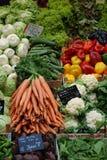 świeże warzywa owocowe zdjęcia stock