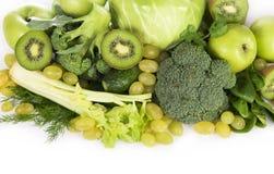 świeże warzywa pojedyncze Zdjęcia Royalty Free