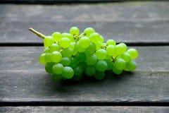 świeże winogrona Zdjęcie Stock