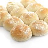 Chlebowe babeczki zdjęcia royalty free
