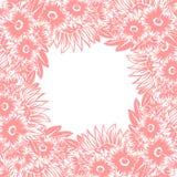 Świeżego kwiatu tło Zdjęcia Stock