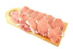 świeżego mięsa Zdjęcia Stock