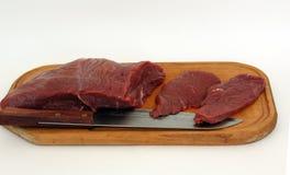 świeżego mięsa fotografia royalty free