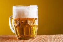 świeżego piwa Fotografia Royalty Free