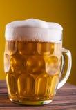 świeżego piwa Zdjęcia Stock