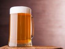 świeżego piwa Zdjęcia Royalty Free