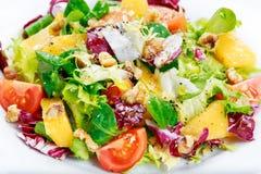 Świeżego warzywa mieszanki Mangowa sałatka Obraz Stock