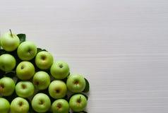 Świeżej owoc aple Zdjęcie Stock