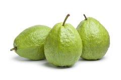 świeżej owoc guava cały Zdjęcie Stock