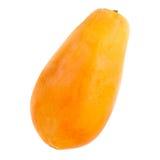 świeżej owoc odosobnionego melonowa tropikalny biel Zdjęcie Stock