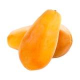 świeżej owoc odosobnionego melonowa tropikalny biel Obrazy Stock