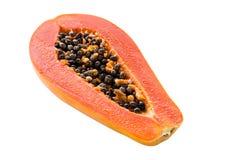 świeżej owoc odosobnionego melonowa tropikalny biel Fotografia Royalty Free