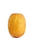 świeżej owoc odosobniony kiwi obraz stock