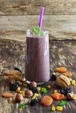 świeżej owoc smoothies Fotografia Stock