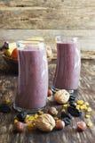 świeżej owoc smoothies Zdjęcie Royalty Free
