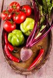 Świeżość warzywa obrazy stock