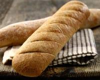 Świeżo piec chlebowa babeczka Obraz Royalty Free