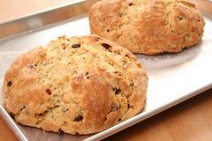 świeżo pieczenia chleba Zdjęcia Royalty Free