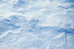 świeży śnieg Obraz Royalty Free