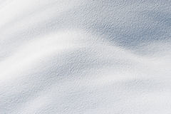 świeży śnieg słońce Zdjęcia Stock