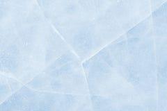 Świeży śniegu i lodu tło zdjęcia stock