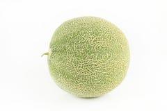Świeży żółty melon lub kantalup fotografia stock