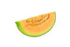 Świeży żółty melon lub kantalup obrazy stock