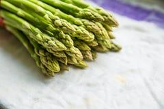 Świeży asparagus Zdjęcie Stock
