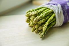 Świeży asparagus Obrazy Stock